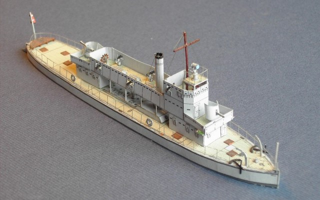 Gunboat Melik Model
