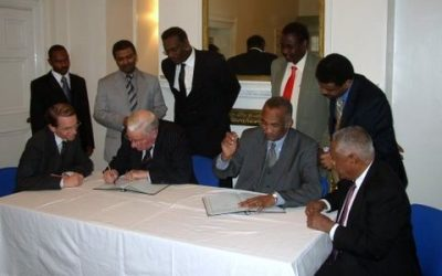 Agreement has been reached by the Melik Society and National Corporation for Antiquities and Museums (NCAM)