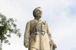 General Gordon Statue, Fort Gardens