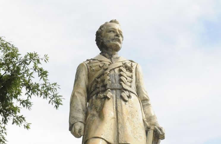 General Gordon Statue, Fort Gardens
