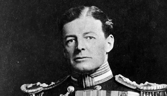 Rear Admiral David Beatty RN